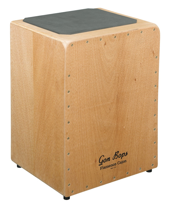 Gon Bops Spanish Flamenco Cajon w/ Wires