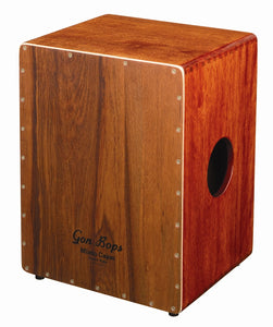 Gon Bops Mixto 2-in-1 Cajon With free Bag