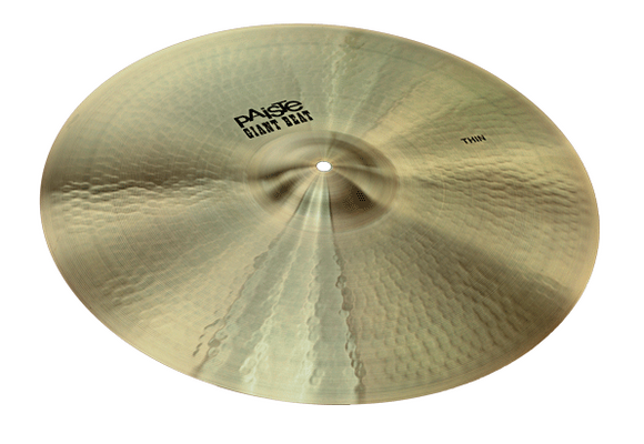 Paiste Giant Beat Thin Crash 18