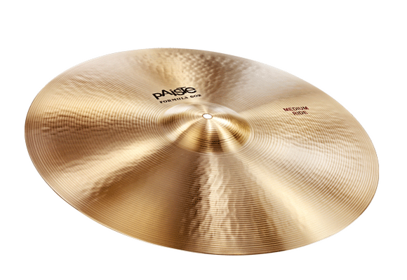 Paiste Formula 602 Classic Sounds Medium Ride 20