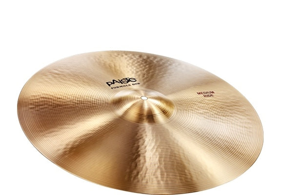 Paiste Formula 602 Classic Sounds Medium Ride 22
