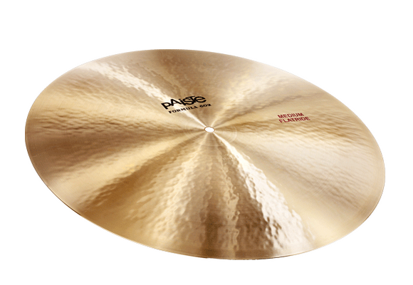 Paiste Formula 602 Classic Sounds Medium Flatride 20