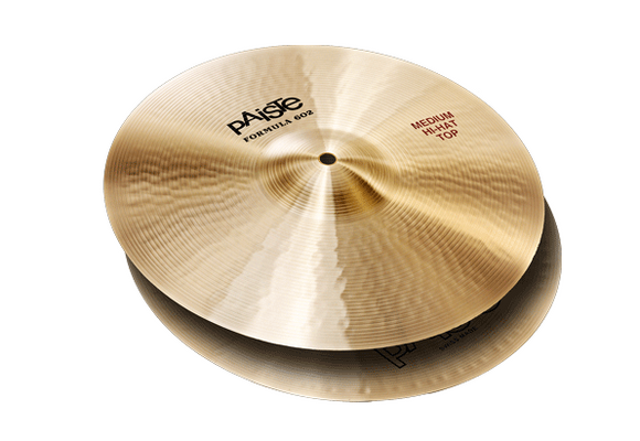 Paiste Formula 602 Classic Sounds Medium Hi-Hat 15