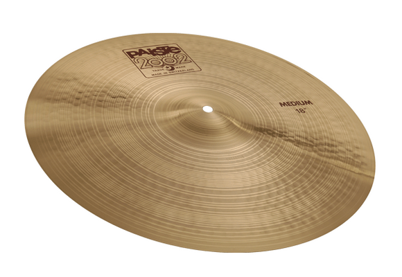 Paiste 2002 Medium Crash 18
