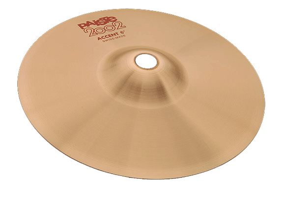 Paiste 2002 Accent Cymbal 6