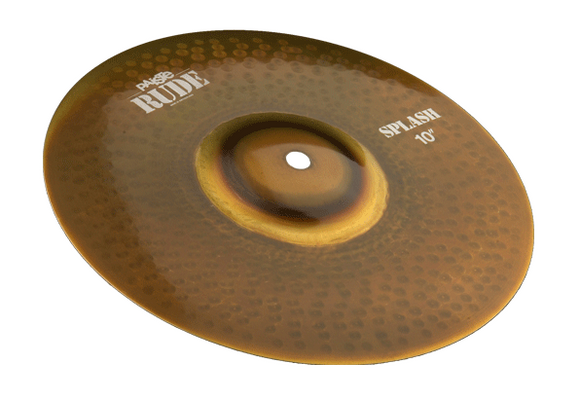 Paiste RUDE Splash 10