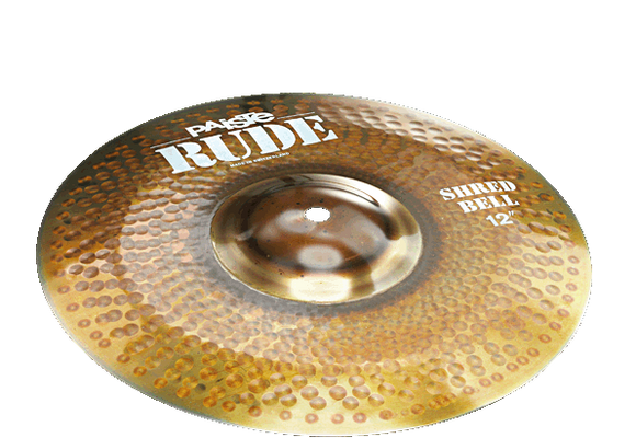 Paiste RUDE Shred Bell 12