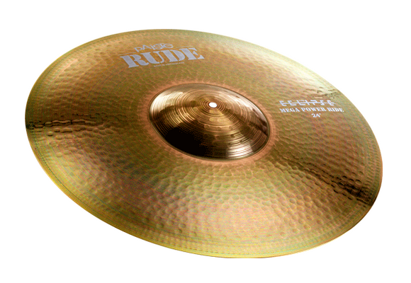 Paiste RUDE Mega Power Ride 24