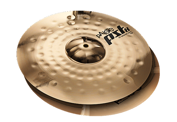 Paiste PST 8 Reflector Medium Hats 14