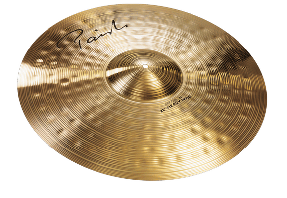 Paiste Signature Precision Heavy Ride 22