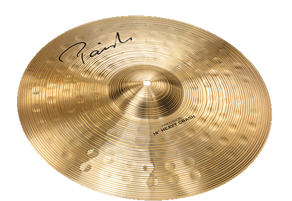 Paiste Signature Precision Heavy Crash 18
