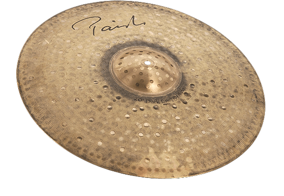 Paiste Signature Dark Energy Ride Mark I 21