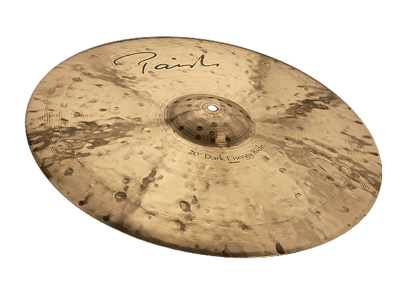 Paiste Signature Dark Energy Ride Mark II 21