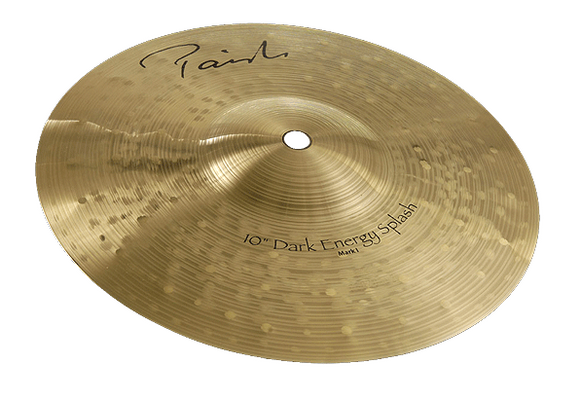 Paiste Signature Dark Energy Splash Mark I 10