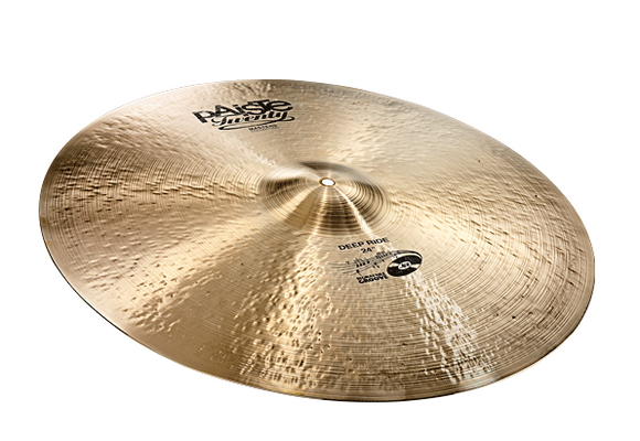 Paiste Masters Collection Deep Ride 24