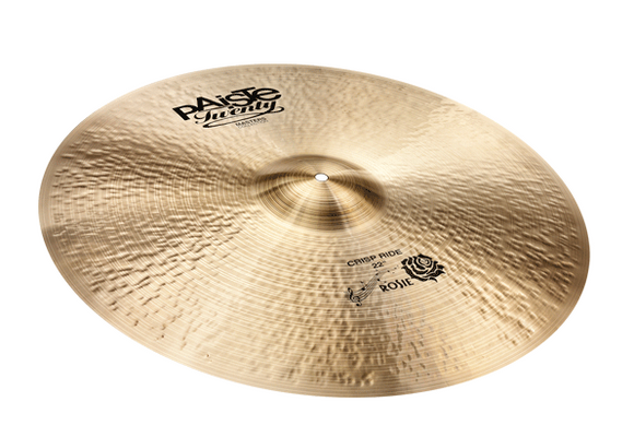 Paiste Masters Collection Crisp Ride 22