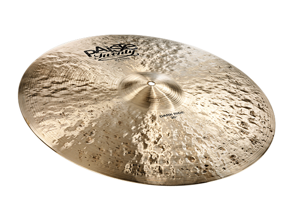 Paiste Masters Collection Dark Dry Ride 20