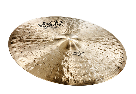Paiste Masters Collection Dark Crash Ride 20
