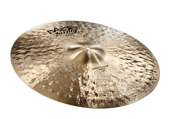 Paiste Masters Collection Dark Crisp Ride 22