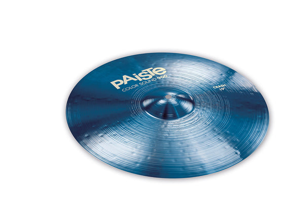 Paiste 900 Series Color Sound Blue Crash 19