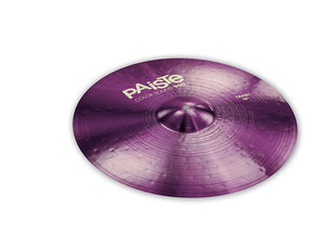 Paiste 900 Series Color Sound Purple Crash 18""