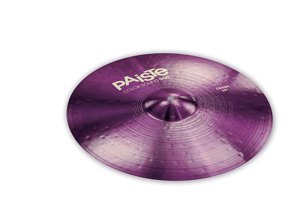Paiste 900 Series Color Sound Purple Crash 20