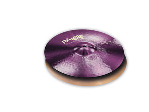 Paiste 900 Series Color Sound Purple Heavy Hats 15""
