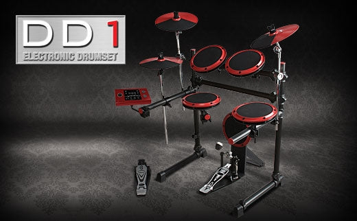 DDrum - DD1 Electronic Drum Set