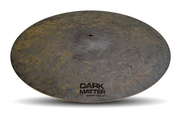 Dream Cymbals Dark Matter Energy Ride 22