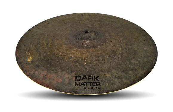 Dream Cymbals Dark Matter Moon Ride 20