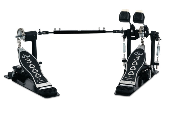 DW 3000 Series Double Pedal