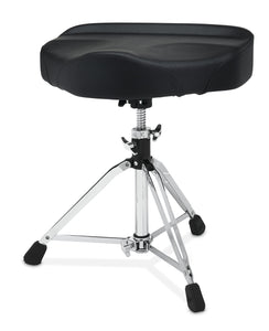 DW Heavy Duty Throne w/ Motorcycle Seat Top
