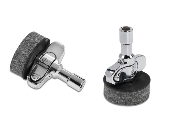 DW QUICK RELEASE WING NUT / DRUM KEY 2-PACK