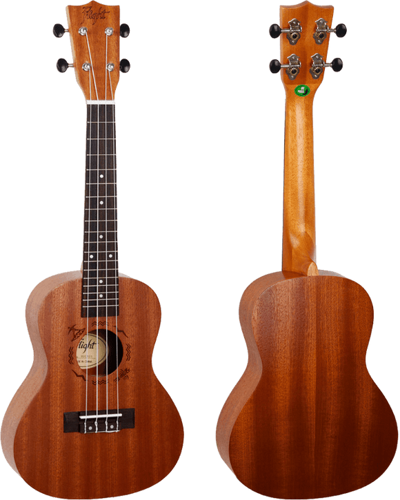 Flight NUC310 Concert 4-String Ukulele