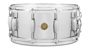 "Gretsch G4164 USA Custom 6.5""x14"" Snare Drum - Chrome"