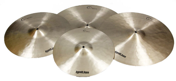 Dream Ignition Series 4 Piece Cymbal Pack