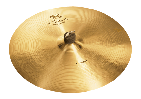 Zildjian K Constantinople Crash Cymbal 17