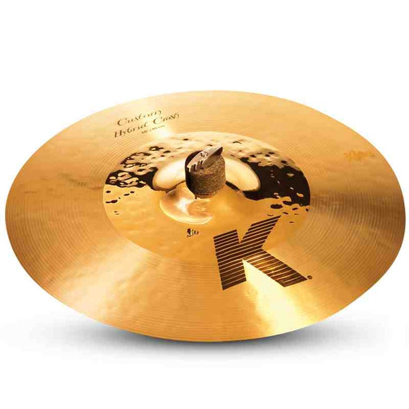 Zildjian K Custom Hybrid Crash 16