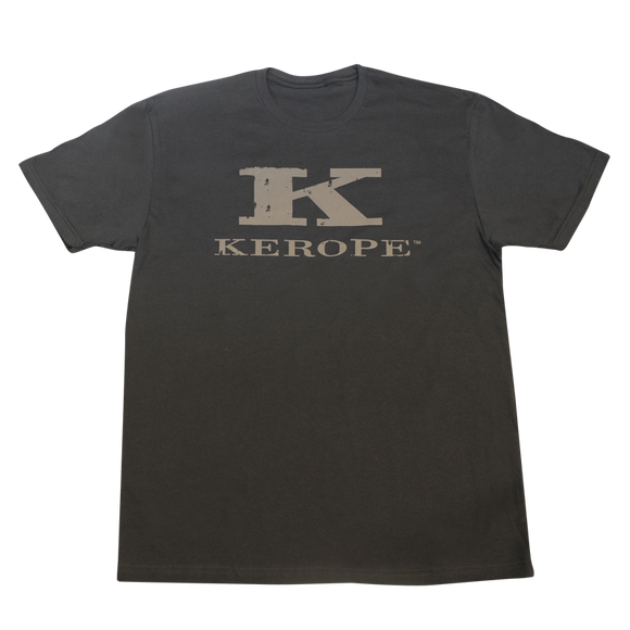 KEROPE GRAY T-SHIRT  - MEDIUM Z-GEAR