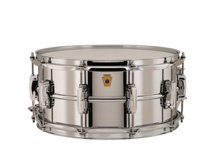 Ludwig 14x6.5 Chrome Over Brass Snare Drum
