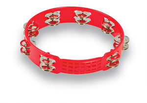 DW ASPIRE 10 inch TAMBOURINE, RED