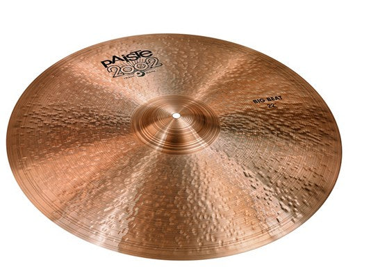 Paiste 2002 Black Big Beat Crash/Ride 22