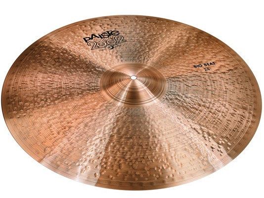 Paiste 2002 Black Big Beat Crash/Ride 24