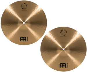 Meinl Pure Alloy Traditional Hi Hat Pair 14""
