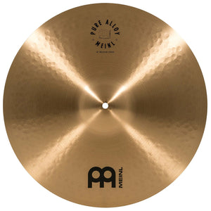 Meinl Pure Alloy Traditional Medium Crash 18""