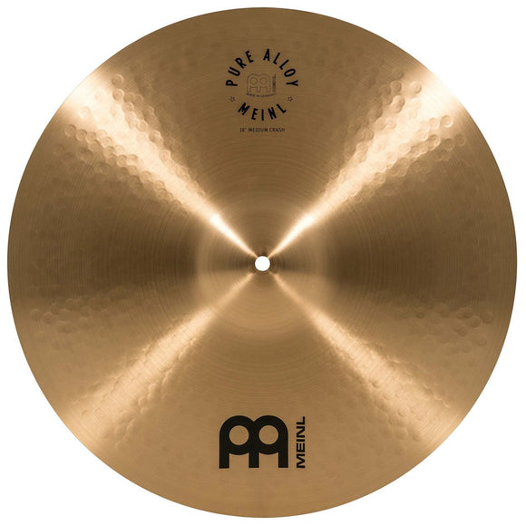 Meinl Pure Alloy Traditional Medium Crash 18