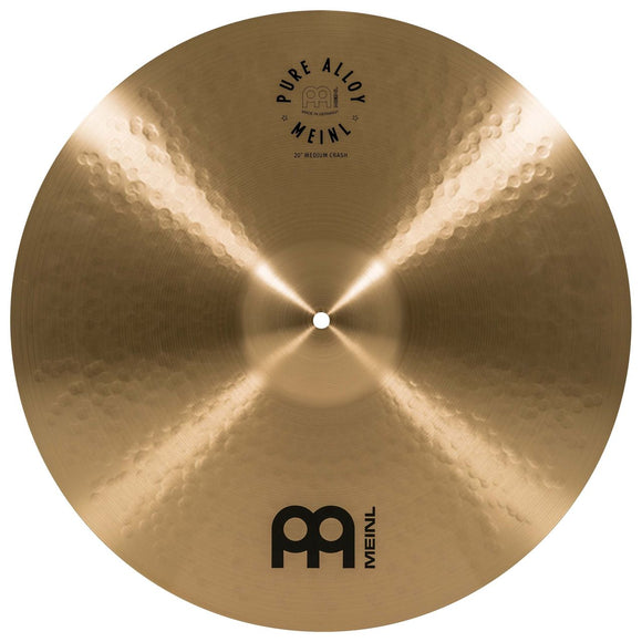 Meinl Pure Alloy Traditional Medium Crash 20