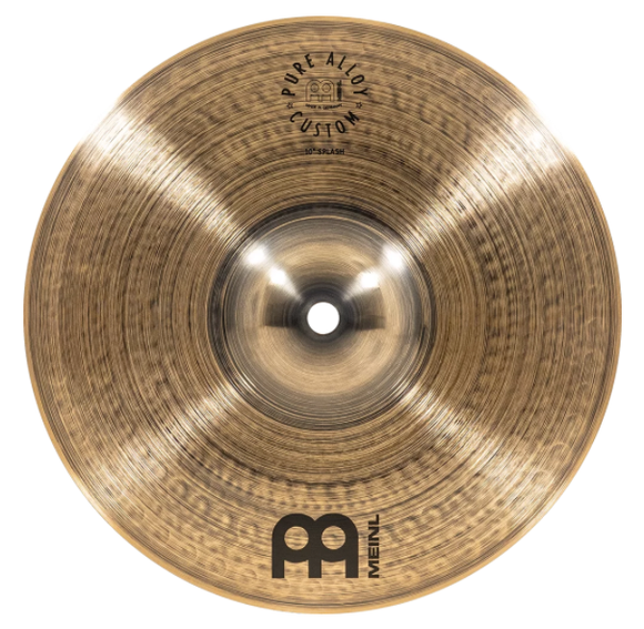 Meinl Pure Alloy 10