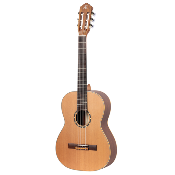 Ortega Guitars Family Series 6 Nylon String Classic Guitar