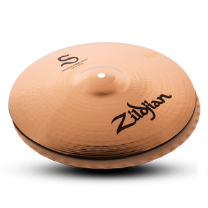 "Zildjian 14"" S Mastersound Hi-Hat - Top"